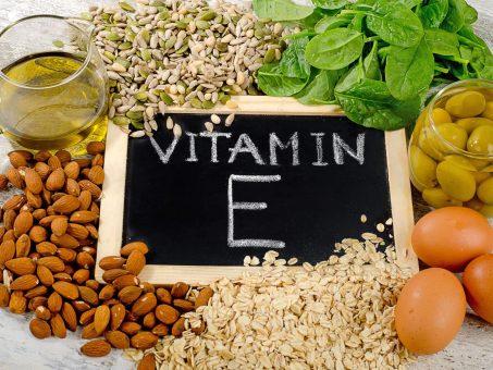 Contro l'invecchiamento della pelle vitamina E