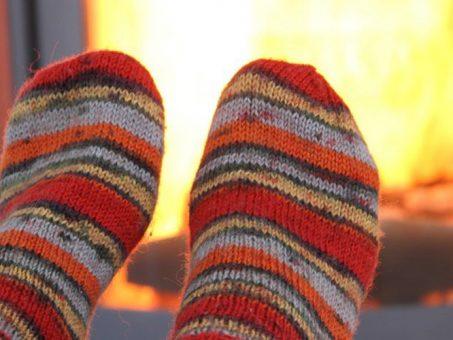 avete sempre i piedi freddi
